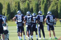 Seahawk wide receivers
