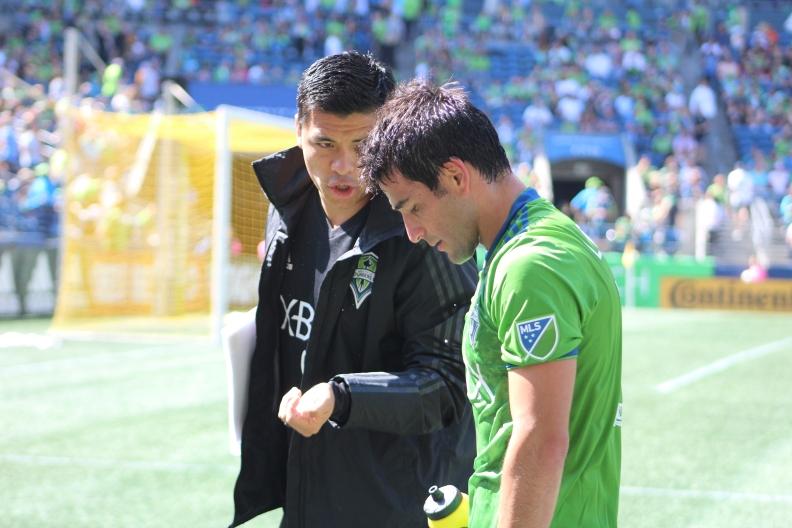 Pineda and Osvaldo